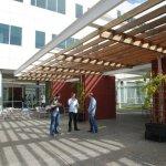 Google Summit in the big G HQ