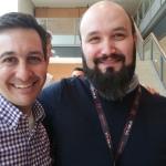 Justin Cutroni and Enrico Pavan
