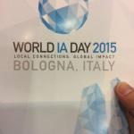 World IA day 2015