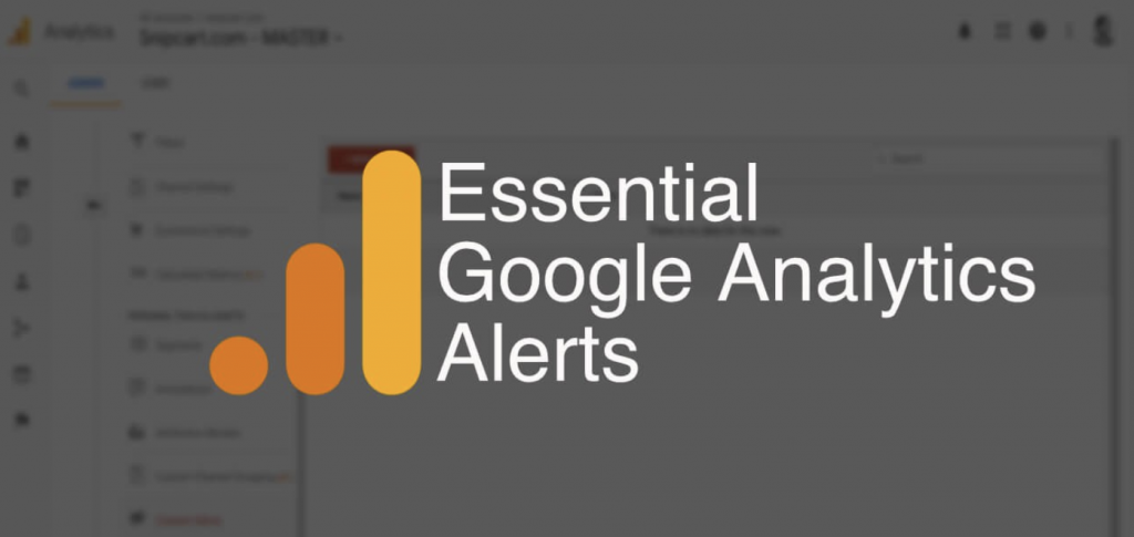 Google Analytics Alert