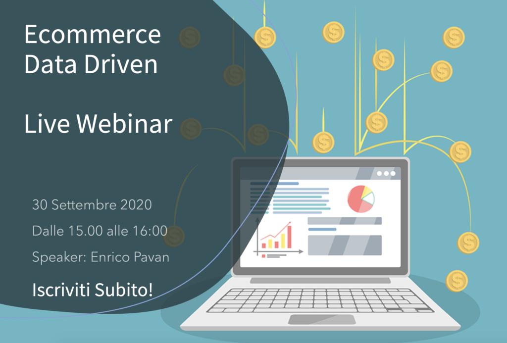webinar analytics ecommerce
