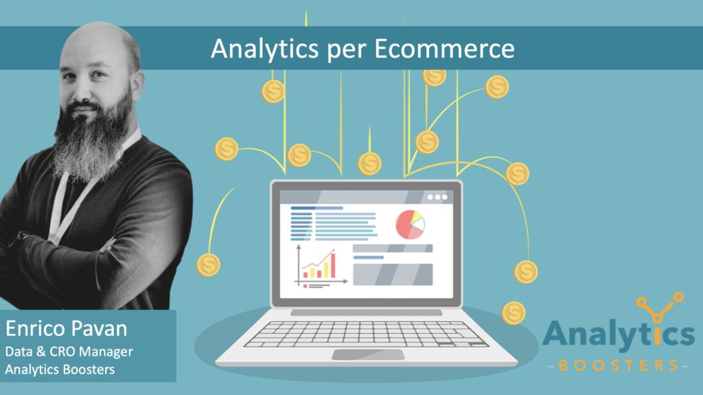 Analytics per Ecommerce
