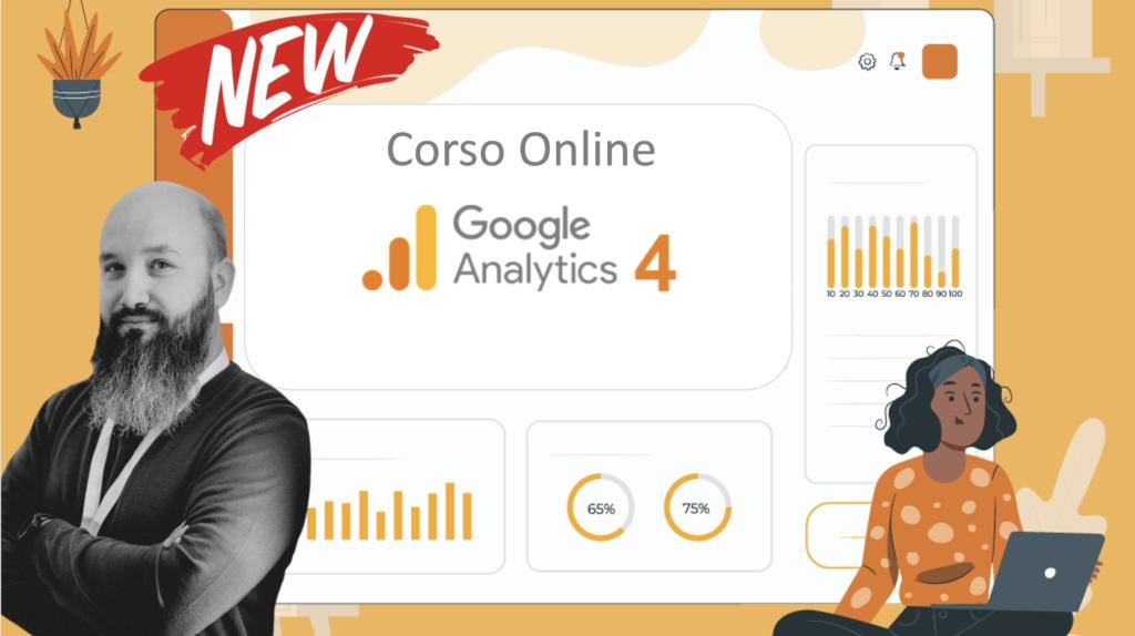 Corso Online Google Analytics 4